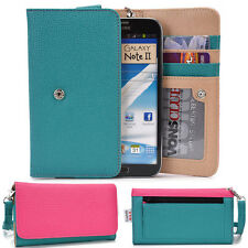 Kroo Fab SN2 Womens Designer Smartphone Wrist-Let Case Cover Pouch Bag Guard GM1