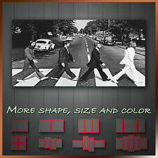 ' Beatles Abbey Road ' Modern Contemporary Decorative Wall Canvas ~ 1 Panel