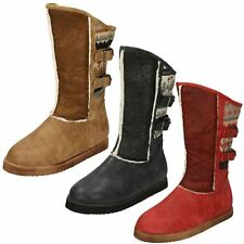 SALE Girls Spot on textile boots  H4084    3 colours available