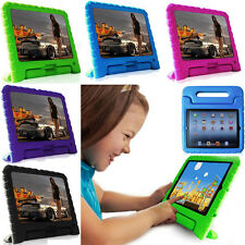 Safe Children Kids Shock Proof Foam EVA Handle Cover Case For Kindle Fire HD 7""