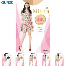 Gunze Pantyhose (Stockings, Tights)  Mirica Skin Beauty from Japan