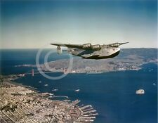 BOEING PAN AM 314 CHINA CLIPPER SAN FRANCISCO PHOTO Historical Largest Size