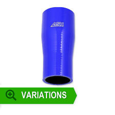New Blue Silicone Hose Straight Reducer 76 51mm by ASH - 76mm to 51mm