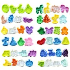 Sugarcraft Craft Christmas Cute Cutter Fondant Cake Mold Modelling Tools