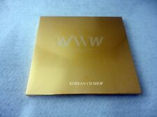 Kim Jae Joong Vol. 1 - WWW CD + POSTER (OPTION) + FREE GIFT