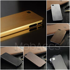 WORLD'S THINNEST 0.2mm TITANIUM MESH METAL CASE COVER FOR iPHONE 5 5S