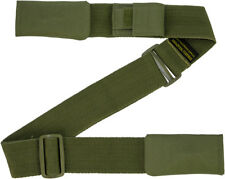 IDF Infantry Two 2-Point Adjustable Gun Strap Rifle Sling Metal Hooks - Green
