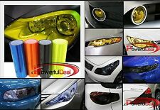 HEADLIGHT, TAIL LIGHT TINT WRAP INTERIOR FOR CARS MOTORCYCLES AUDI VW BMW LEXUS