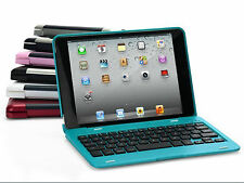 Ultra Slim Wireless Bluetooth Keyboard Hard Cover Case for New iPad Mini