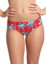 New Freya Swim South Pacific 50's Low Leg Bikini Short 3554 Red VARIOUS SIZES
