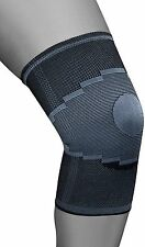 RDX Knee Brace Support MMA Pad Guard Protector Sports Work Patella Strap Gym C