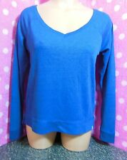 NWT ABERCROMBIE & FITCH LADIES OVERSIZED JUMPER SWEATER THERMAL TEE TOP XS S M