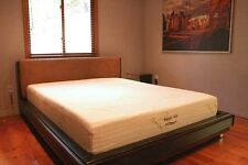 "10"" MEMORY FOAM MATTRESS,  WITH BAMBOO COVER"