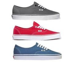 VANS AUTHENTIC MENS / WOMENS CASUAL SHOES AUSTRALIA SELLER FAST FREE DELIVERY