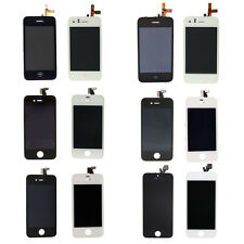 OEM LCD Display Screen + Touch Digitizer Assembly Frame for iPhone 5/4S/4/3GS/3G