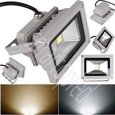 Super Bright 10W  Warm Cool White LED Flood Wash Light Lamp Outdoor Waterproof