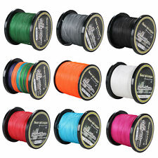 8Strands 500M 130LB-300LB Dorisea Super Strong Dyneema Braided Sea Fishing Line