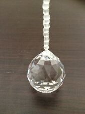 30mm Hanging Crystal Sun Catcher - Create Good Feng Shui in Your Home