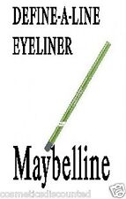MAYBELLINE Define-A-Line Eyeliner    Your choice