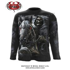 Spiral Direct Gothic Heavy Metal Punk Skulls Reaper Horse DEATH-RIDER DW196700