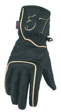 SPADA CLASSIC 57 LEATHER MOTORCYCLE MOTORBIKE GLOVES CLASSIC STYLING