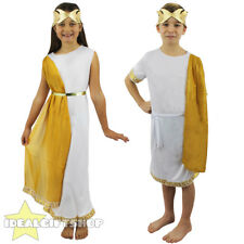 ROMAN GODDESS GOD COSTUME SCHOOL CURRICULUM BOYS GIRLS FANCY DRESS HISTORICAL