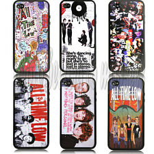 ALL TIME LOW PUNK BAND durable case for Apple Iphone 4 4s 01143