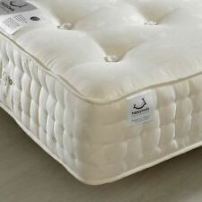 Happy Beds Jewel 2000 Pocket Sprung Mattress Handmade Orthopaedic Natural New