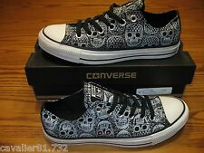 New Converse Women's Chuck Taylor All Star Skull Ox Sneakers Shoes 540225F