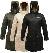REGATTA NIGHTSKY LADIES PARKA JACKET WOMENS INSULATED BREATHABLE WATERPROOF COAT