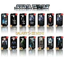 CHOICE OF ★ STAR WARS ★ SAMSUNG GALAXY S3 MINI I8190 PHONE CASE/COVER (STARWARS)