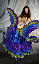 We3 Belly Dance Tribal Fusion 25Yd. Gypsy Skirt SPECIALORDER  6 weeks to receive