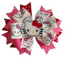 Little Kitty Feltie Boutique Hair Bow