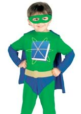 Boys Childs Toddler SUPER WHY Super Hero Costume * M 3T-4T, L 4-6 * FAST SHIP *