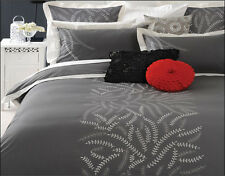 5 Piece – Silhouette By Canterbury - Quilt Cover Set - Available In Queen & King