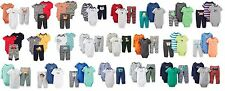 NEW NWT Boys Carter's Nb-12 Months 3 Piece Set Fox Elephant Turtle You Choose!!!