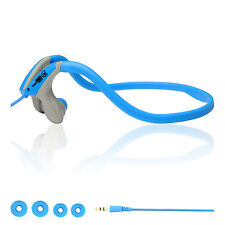 Urbanz SPORTZ Sports Running GYM Training Neckband Headphones Earphones - New