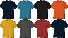 New Dickies Men's Short Sleeve Pocket Tee Multiple Color Shirt WS436