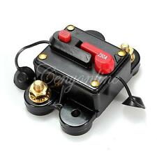 100-300A AMP Circuit Breaker Car Marine Stereo Audio Inline Replace Fuse 12V DC