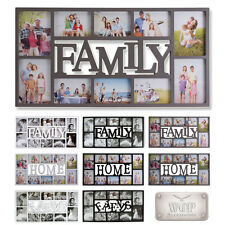 """Picture Frame Picture Gallery Photo Frame Photography """"Friends"""" """"Family"""""""