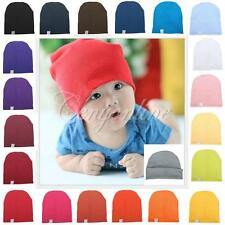 Unisex Cotton Warm Beanie Hat for Cute Baby Boy/Girl Soft Toddler Infant Cap