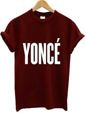 YONCE BEYONCE T SHIRT SWAG ALBUM TOUR DRUNK IN LOVE MUSIC CONCERT MUSIC FASHION