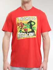 Volcom Ozzie Smell Of T shirt - Chili Red