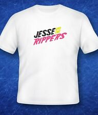 Full house uncle Jesse and the rippers 80s 90s band rock n roll shirt