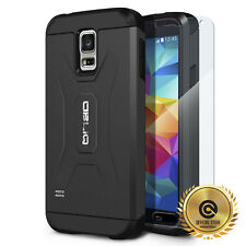 Samsung Galaxy S5 S V Dual Layer Case [OBLIQ Xtreme Pro]Ultimate Drop Protection