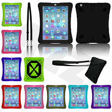 Survivor Play Shock Proof Defender Heavy Duty Case Cover for iPad Air 4 3 2 Mini