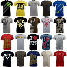 UFC T-Shirt S M L XL XXL XXXL MMA Tee Shirt Ultimate Fighting Championship neu