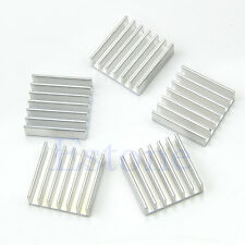 New High Quality 10pcs Aluminum Heat Sink For Memory Chip IC 3 Sizes