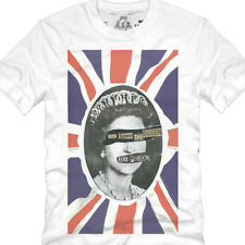 New Short Sleeve Cotton Graphic T-shirt Tops Tee/god save the queen sex pistols