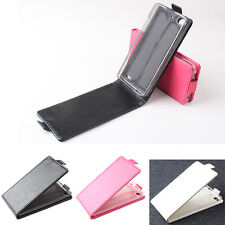 Luxury Ultra Thin Filp Leather Cover Case Pouch Fr Huawei ZTE Lenovo Galaxy OPPO